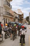 Ruta ciclista urbana